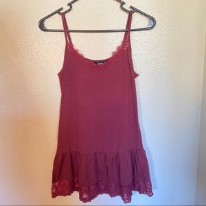 New Mason Mackenzie Womens Sleeveless Knit Top Cami Light Heather Grey $28